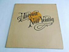 Neil Young Harvest LP 1972 Reprise Gatefold Textured Insert Vinyl Record