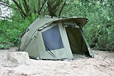 CampFeuer® Karpfenzelt, BIVVY, Angelzelt, Carp Dome, Karpfen Zelt AZ33