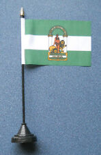 Andalusia Spain Desk Table Top Flag