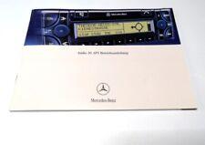 Original Becker Audio 30 APS Bedienungsanleitung Radio Rarität