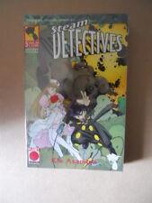 Steam Detectives n°5 1999 Kia Asamiya Planet Manga [G959-1]