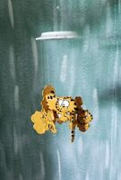 Vintage Garfield Wind Chime Rare in Very Good Condition Heavy
