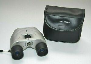 Praktica CN 7 - 21x22 binoculars, coated optics, compact binoculars