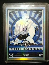 """Signed """"GSP"""" UFC Topps Card- George St-Pierre"""