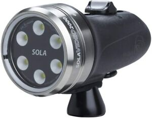 Light and Motion Sola Video 2000 F light Scuba Diving 850-0306-A
