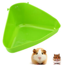Small Animal Corner Litter Tray Box