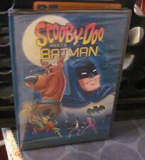 Scooby Doo meets Batman DVD NEW