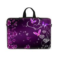 """14"""" Laptop Computer Sleeve Case Bag w Hidden Handle2503"""