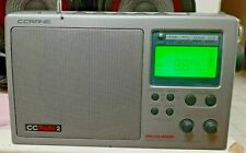 New listing C. Crane Ccradio2 Enhanced Portable Am /Fm Weather Ham Wx Band Works Great