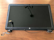 HP P120 LAPTOP SCREEN & Shell Camera Matte Black 17.3""