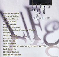 hearts of gold -The Pop Collection CD ( 16 Track ) 1991