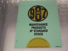 69 70 71 72 GM STANDARD STOCK + SERVICE Parts Catalog