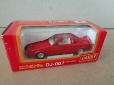 Tomica Dandy DJ-007 Toyota MR2 Sports Car In Red , 1:43 Scale Boxed