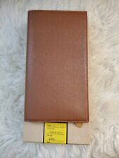 Customellow Korean Brand 100% Leather Wallet Pouch Made In Korea.