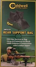 Caldwell Deluxe Shooting Bags Rear Unfilled  (226645)
