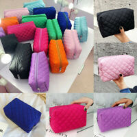 Travel Makeup Cosmetic Toiletry Case Wash Large Organizer Storage Pouch Bag