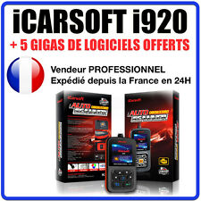 Suitcase Diagnostic Ford Icarsoft I920 Ford Vcm Ids Scanner Obdii Bias Auto