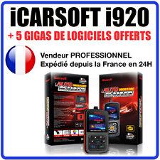 Valise Diagnostique FORD - iCARSOFT I920 - FORD VCM IDS SCANNER OBD2 DIAG AUTO