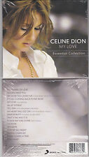RARE CD DIGIPACK 17T CELINE DION MY LOVE ESSENTIAL COLLECTION BEST OF NEUF SCELL