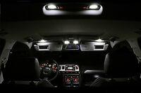 Audi A3 8L 8L1 / Kit ampoules à LED pour l'éclairage intérieur habitacle blanc