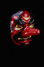 550071Bali red nose A4 Photo Print