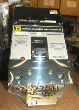 IS A SQD RECONDITIONED CIRCUIT BREAKER MOLDED CASE Q2-32225H 3P 240V 225A 22K