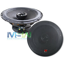 "AUTHENTIC MOREL® MAXIMO 6C 6-1/2"" 2-Way CAR COAXIAL SPEAKERS SPEAKER 6.5"" *NEW*"