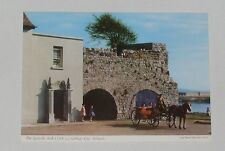 Ireland - The Spanish Arch (17th Century) Galway City - Old Postcard