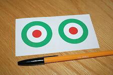 Vespa - Airforce Sticker (Pair)