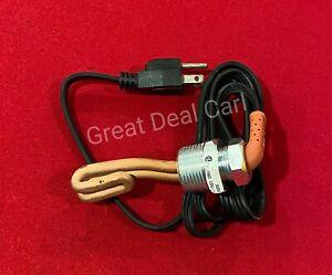 Caterpillar Block Heater C10 C12 3196 3406 W/ Brake Saver '94 & Later Kats 30207