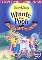 Winnie The Pooh - Spookable Fun and Boo to You Too Brand New Sealed Region 2 DVD