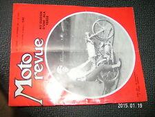Moto Revue n°1562 Pont sur Manche ? Paloma & competition