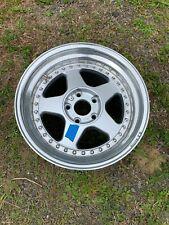 "OZ Futura Corvette Single Rear Wheel 17x11"" 31mm Offset"