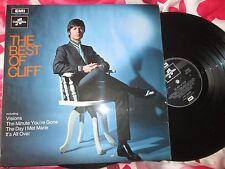 Cliff Richard – The Best Of Cliff Columbia – SCX 6343 UK Vinyl LP Album
