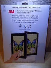 3M Fingerprint Fading Screen Protector for Samsung Galaxy Tab 2 / Note 2 10.1