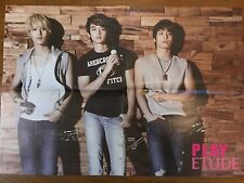 SHINee ETUDE HOUSE Type B Korea Official Promo Poster Not For SALE HTF Rare NFS