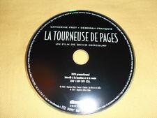 La Tourneuse de pages   DVD PROMOTIONNEL (Video-club) Catherine Frot