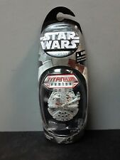 Titanium Series Die-Cast Micro Machines Star Wars the Millennium Falcon