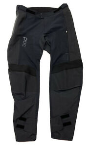 POC Resistance Strong Protection Pants Size L Cycling Mountain Bike Black VPD
