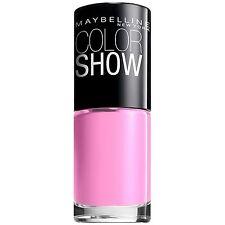Maybelline Color Show Nail Lacquer Polish CHIFFON CHIC 160