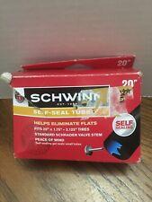 "Schwinn Self Sealing Tube Bicycle Bike 20"" x 1.75-2.125"" Standard Valve NEW"
