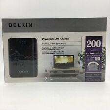 Powerline networking Belkin
