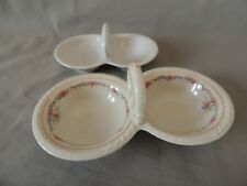 Set of Small Porcelain Bowls Bavaria Germany for Dipping Sauce