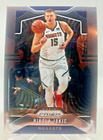 Nikola Jokic 2019-20 Panini Prizm Base Basketball Card #84 Denver Nuggets JOKER