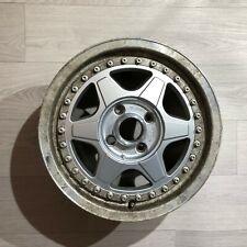 Audi 80 90 orig. Alufelge 7x15 ET37 4x108 Speedline Felge 895601025E 100 B3 C3