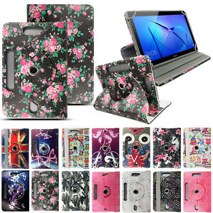 "For Huawei MediaPad T3 10 Case Stand Cover 360 ° Rotating (9.6"")"