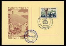 1955, France, 1043, FDC - 1597836
