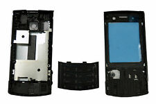 TOTTA Replacement Full Body Housing Back,Body Panel For Nokia 6700 Slide -SILVER