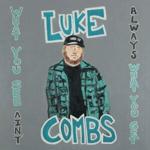 LUKE COMBS WHAT YOU SEE IS WHAT YOU GET 2-CD EDITION (Released 23/10/2020)