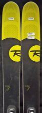 14-15 Rossignol Soul 7 Used Men's Demo Skis w/Bindings Size 188cm #819654
